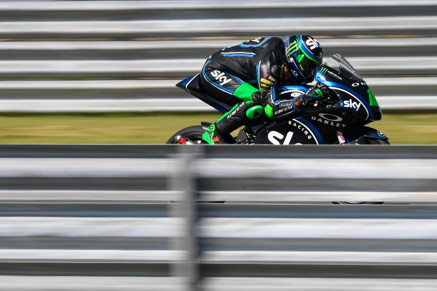 Dennis Foggia, Sky Racing Team VR46, PTT Thailand Grand Prix