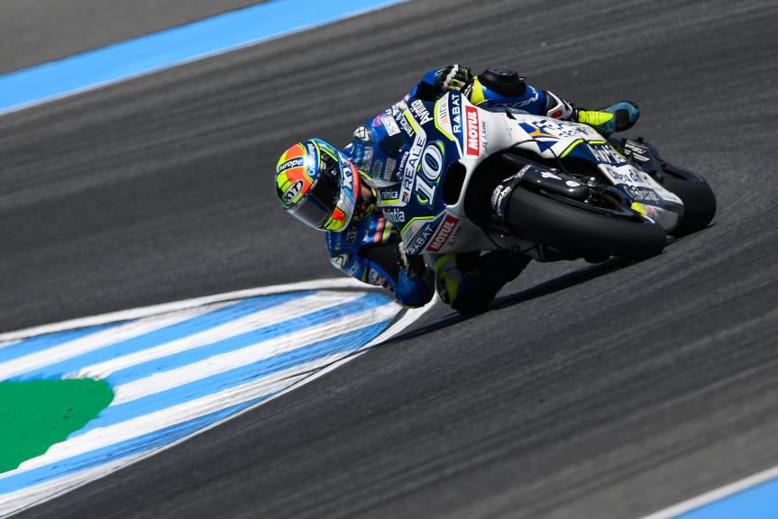 Xavier Simeon, Reale Avintia Racing, PTT Thailand Grand Prix