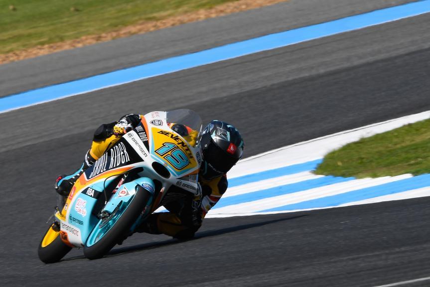 Gabriel Rodrigo, RBA BOE Skull Rider, PTT Thailand Grand Prix