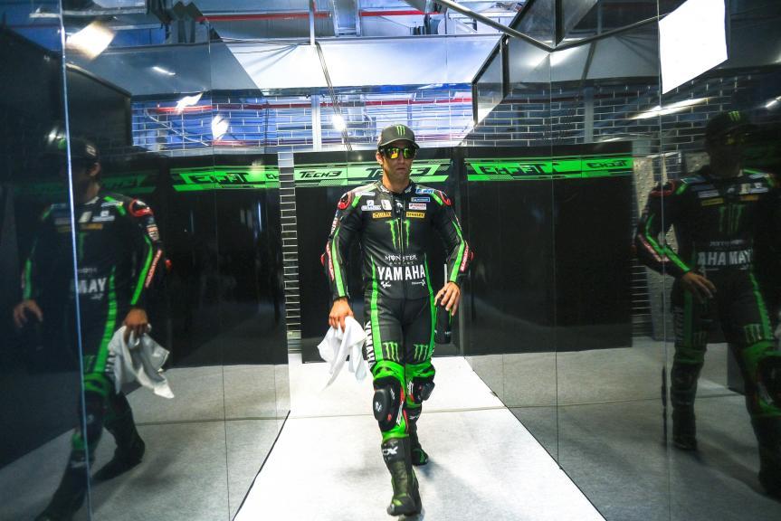 Johann Zarco, Monster Yamaha Tech 3, PTT Thailand Grand Prix