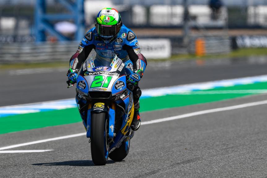 Franco Morbidelli, Eg 0,0 Marc VDS, PTT Thailand Grand Prix