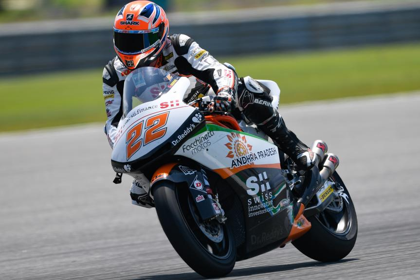 Sam Lowes, Swiss Innovative Investors, PTT Thailand Grand Prix