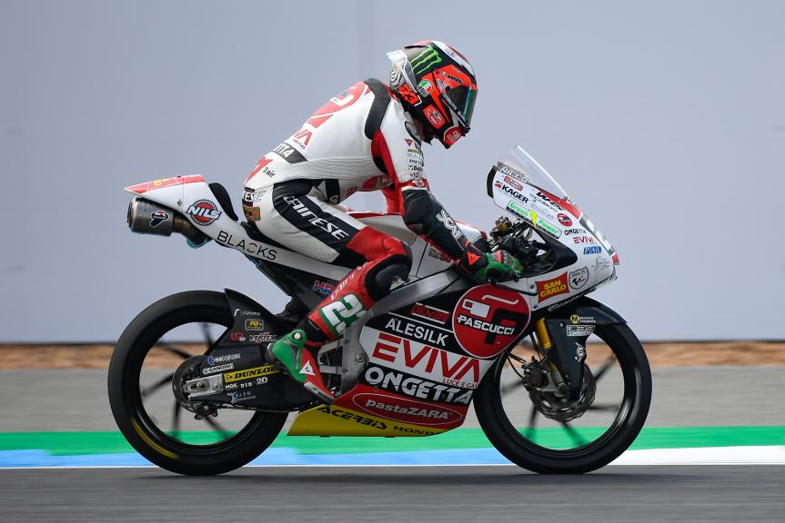 Niccolo Antonelli, SIC58 Squadra Corse, PTT Thailand Grand Prix