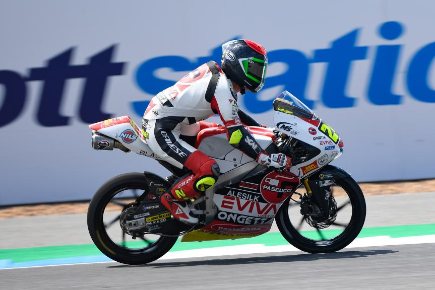 Tatsuki Suzuki, SIC58 Squadra Corse, PTT Thailand Grand Prix