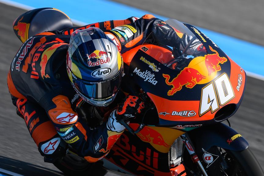 Darryn Binder, Red Bull KTM Ajo, PTT Thailand Grand Prix