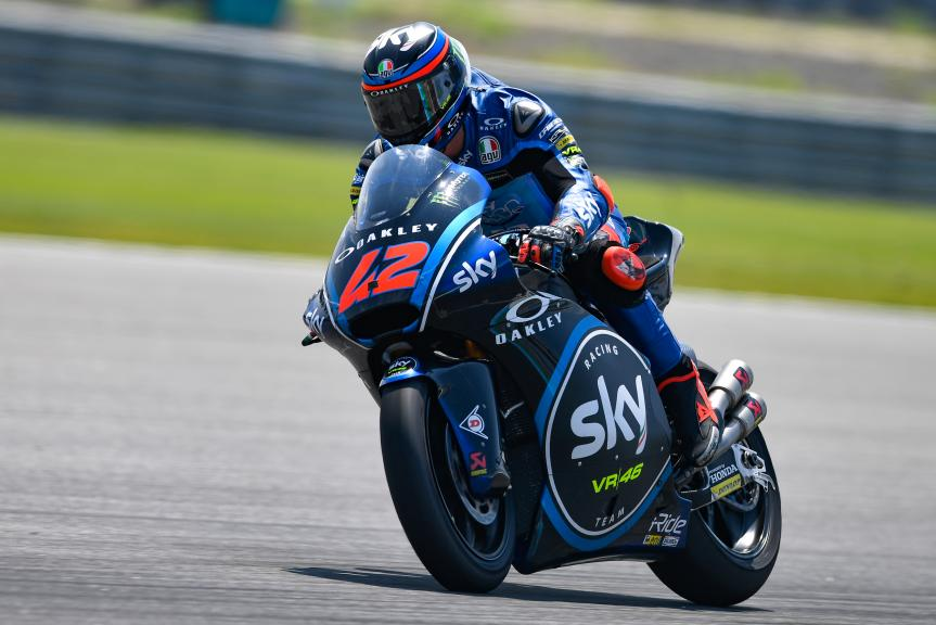 Francesco Bagnaia, Sky Racing Team VR46, PTT Thailand Grand Prix