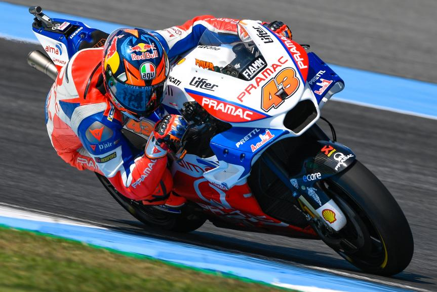 Jack Miller, Alma Pramac Racing, PTT Thailand Grand Prix