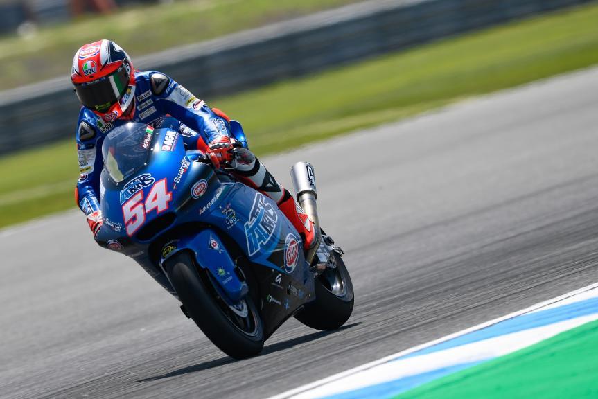 Mattia Pasini, Italtrans Racing Team, PTT Thailand Grand Prix