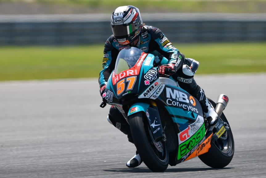 Edgar Pons, MB Conveyors-Speed Up Racing, PTT Thailand Grand Prix