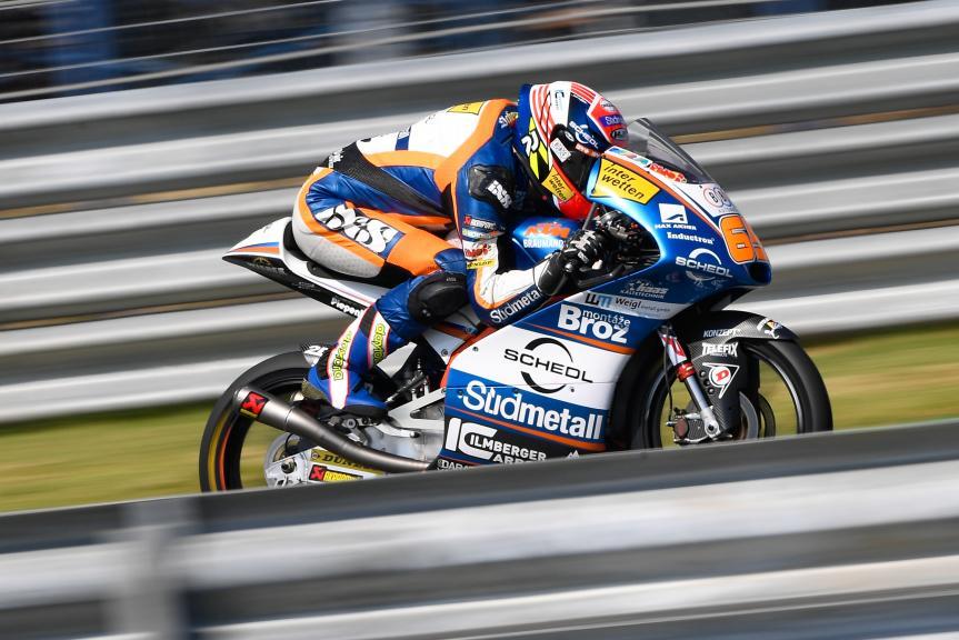 Philipp Oettl, Sudmetal Schedl GP Racing, PTT Thailand Grand Prix