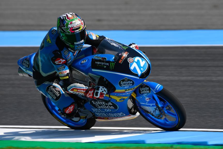 Alonso Lopez, Estrella Galicia 0,0, PTT Thailand Grand Prix