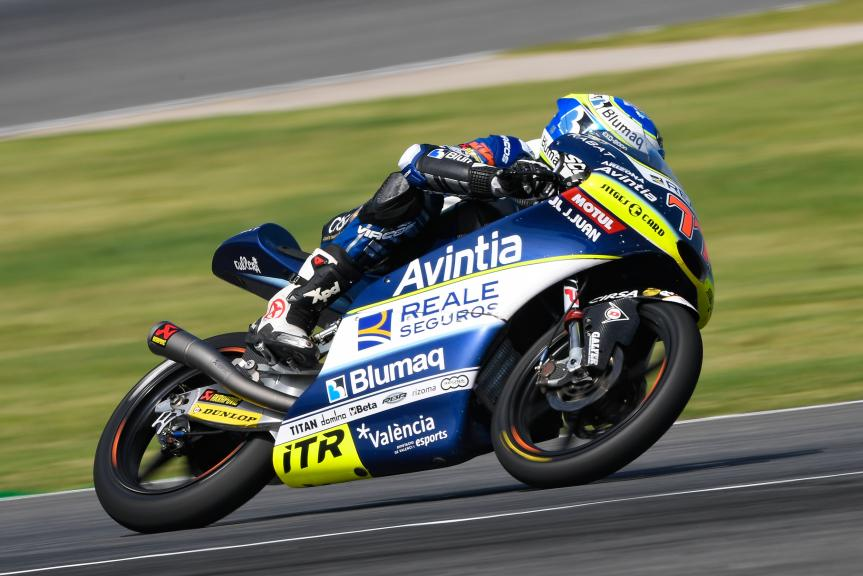 Vicente Perez, Reale Avintia Academy, PTT Thailand Grand Prix