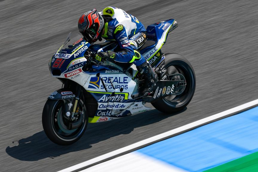 Jordi Torres,  Reale Avintia Racing, PTT Thailand Grand Prix