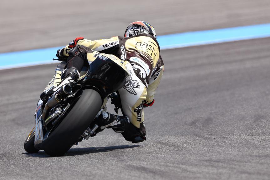 Jules Danilo, Nashi Argan SAG Team, PTT Thailand Grand Prix