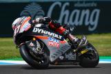 Xavi Vierge, Dynavolt Intact GP, PTT Thailand Grand Prix