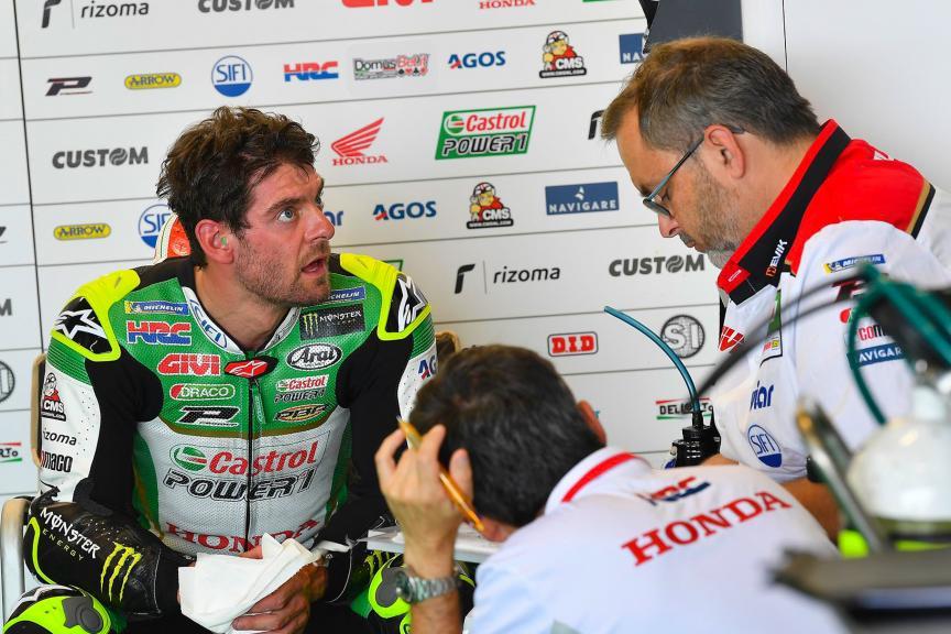 Cal Crutchlow, LCR Honda Castrol, PTT Thailand Grand Prix