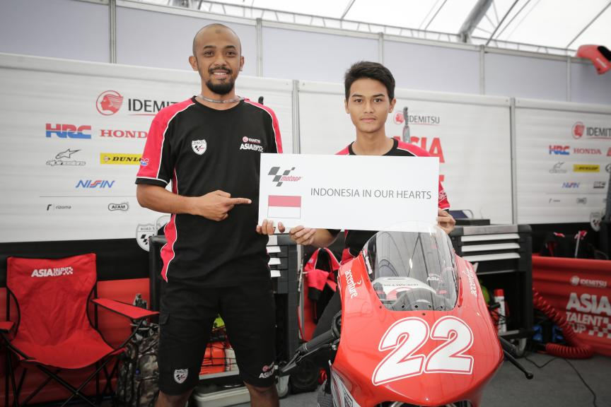 Asia Talent Cup - Indonesia in our hearts