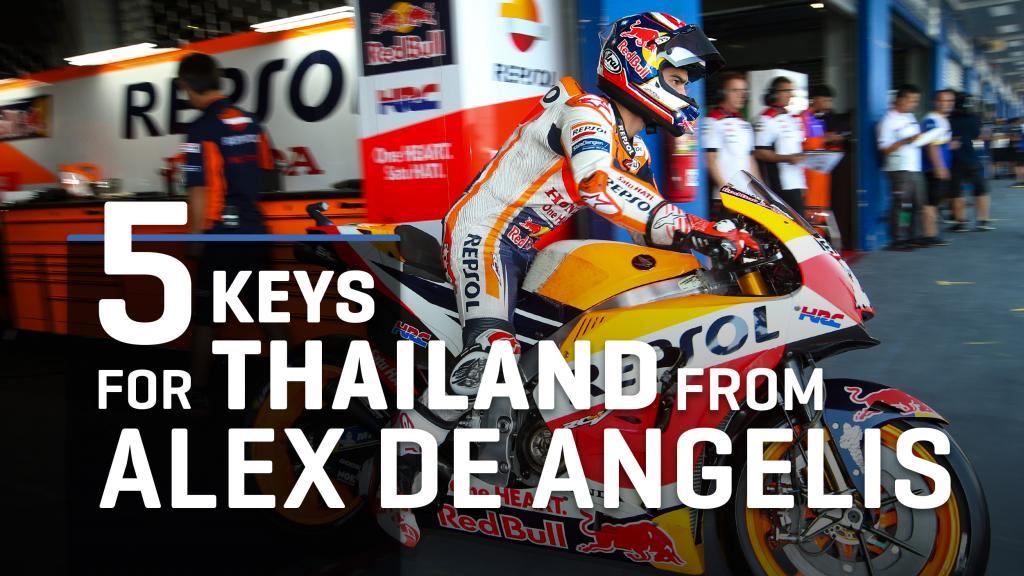 5 keys Thai