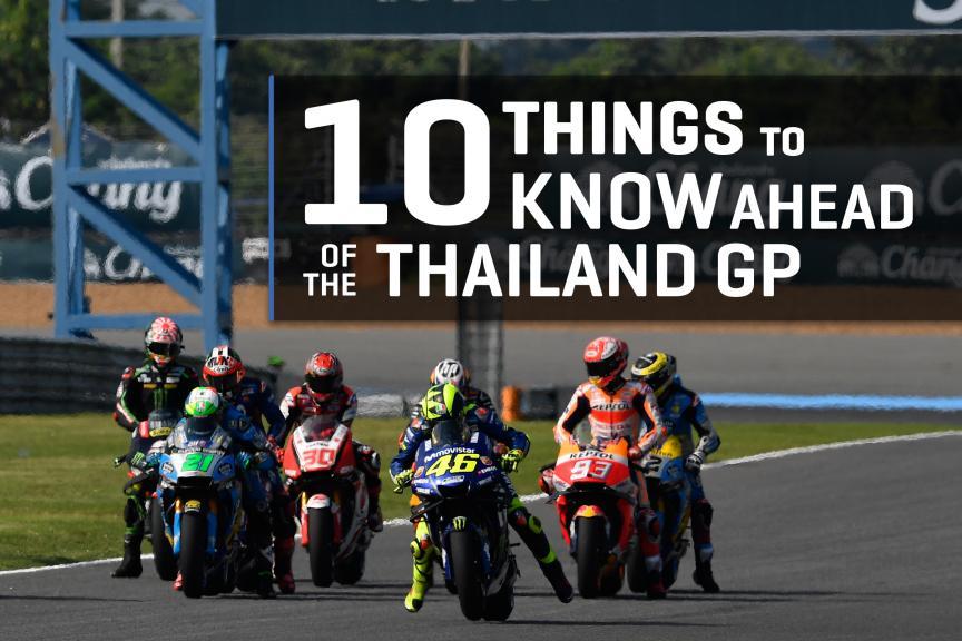 10 things thai