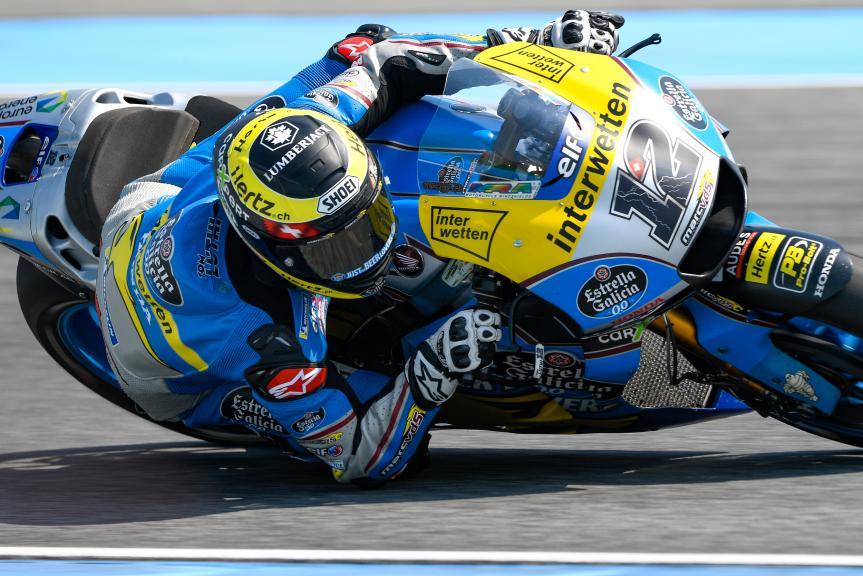 Thom Luthi, Eg 0,0 Marc VDS, PTT Thailand Grand Prix