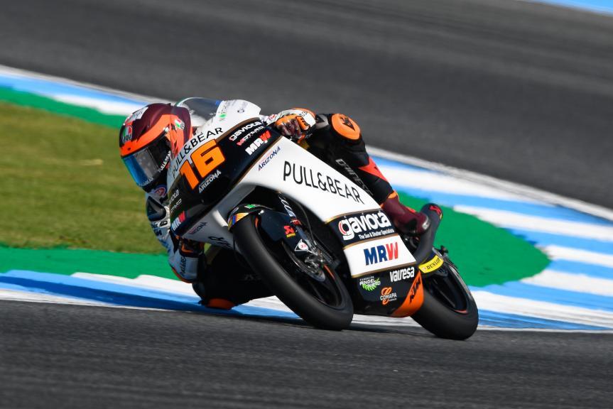 Andrea Migno, Angel Nieto Team Moto3, PTT Thailand Grand Prix