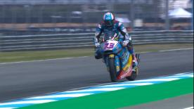 Follow the third Free Practice session for Moto2?, ahead of Qualifying at the Chang International Circuit