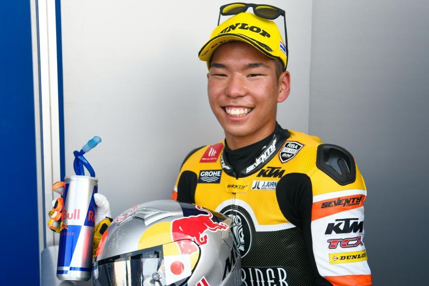 Kazuki Masaki, RBA BOE Skull Rider, PTT Thailand Grand Prix