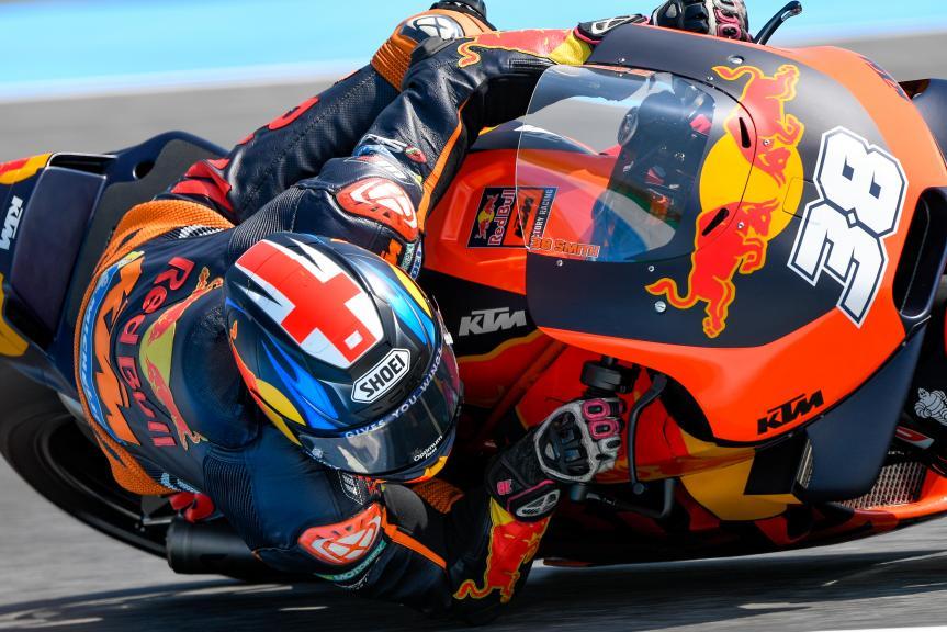 Bradley Smith, Red Bull KTM Factory Racing, PTT Thailand Grand Prix