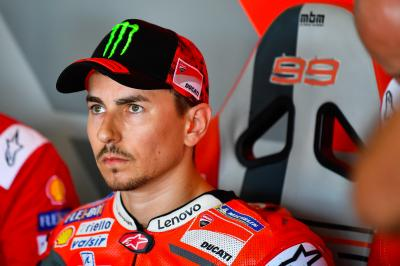 Lorenzo to sit out PTT Thailand Grand Prix
