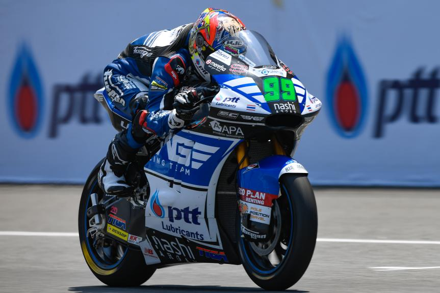 Thitipong Warokorn, SAG Team, PTT Thailand Grand Prix