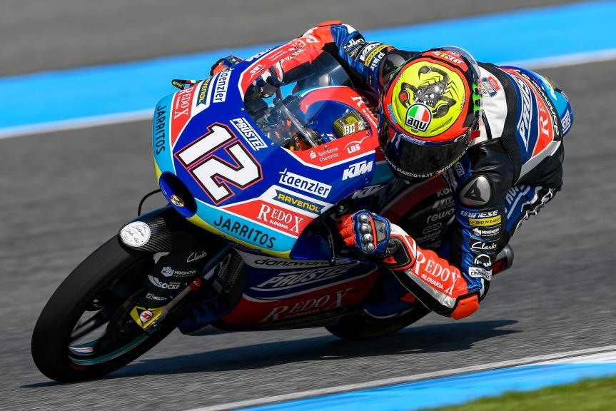 Marco Bezzecchi, Pruestelgp, PTT Thailand Grand Prix