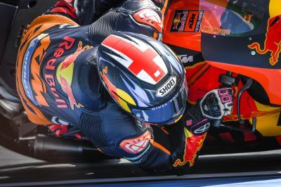 Round 15: MotoGP™ qualifying in slow motion