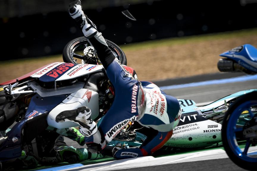 Somkiat Chantra, AP Honda Racing Thailand, PTT Thailand Grand Prix