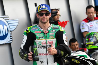 Crutchlow expecting a big Buriram battle on Sunday