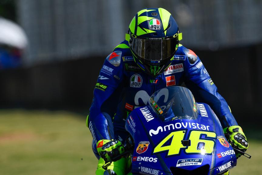 Valentino Rossi, Movistar Yamaha MotoGP, PTT Thailand Grand Prix