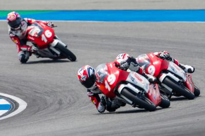 Sharil storms to first win at Buriram