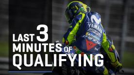 Erlebe kostenlos die letzten 180 Sekunden des Qualifyings der MotoGP™ auf dem Chang International Circuit