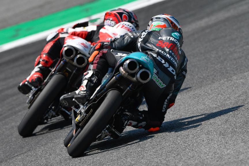 Moto3, PTT Thailand Grand Prix