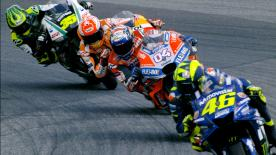 Retrouvez les meilleurs ralentis issus de la course MotoGP™, qui s'est déroulée sur le Chang International Circuit.