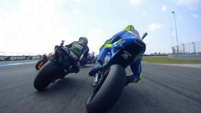 Thailand GP: Multi-OnBoard-Start