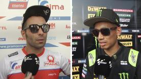 Les principaux protagonistes du MotoGP™ reviennent sur leur GP PTT de Thaïlande.