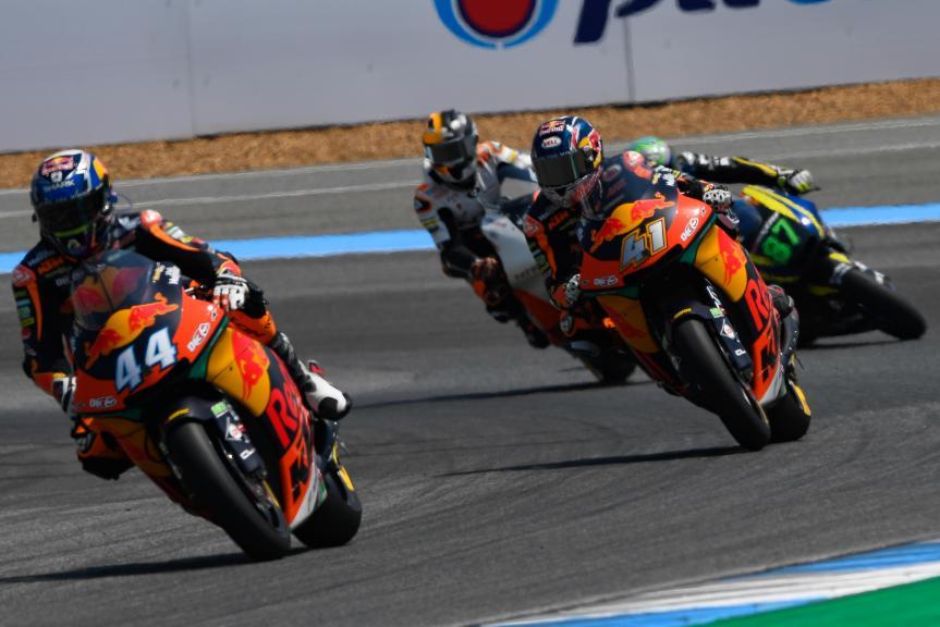 Moto2, PTT Thailand Grand Prix