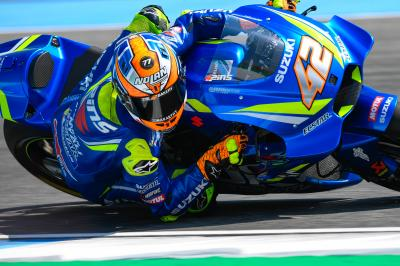 Rins races to another top six finish in Thailand