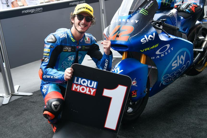 Francesco Bagnaia, Sky Racing Team VR46, PTT Thailand Grand Prix