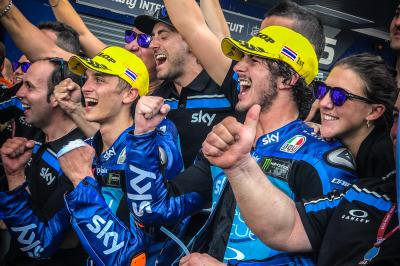 Magnificent 7: Bagnaia unbeatable in Buriram