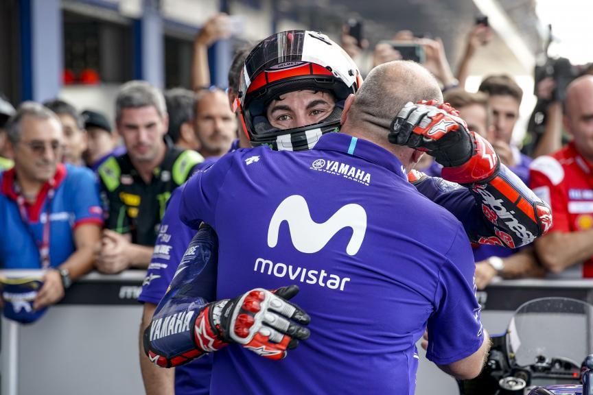Maverick Viñales, Movistar Yamaha MotoGP, PTT Thailand Grand Prix