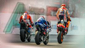Steve Day, Matt Birt e Simon Crafar analizzano la domenica al Chang International Circuit. La battaglia Marquez - Dovi e il ritorno Yamaha