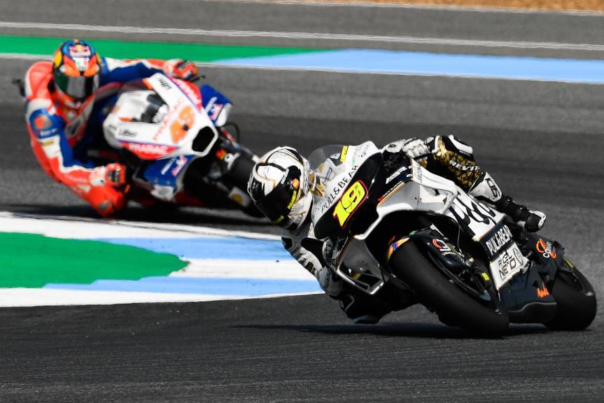 Alvaro Bautista, Angel Nieto Team, PTT Thailand Grand Prix