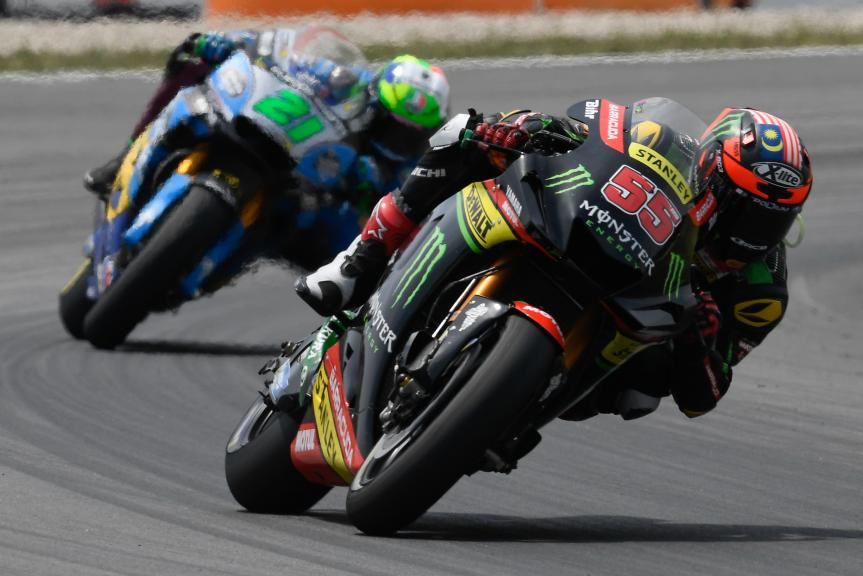 Hafizh Syahrin, Monster Yamaha Tech 3, Franco Morbidelli, Eg 0,0 Marc VDS