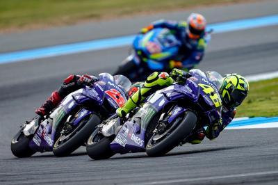 Yamaha, a Motegi per vincere